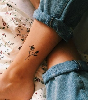 simple, flowers and pretty