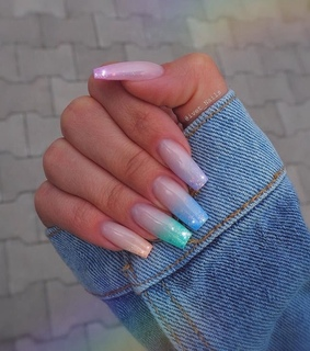 fakenails, nails and natural