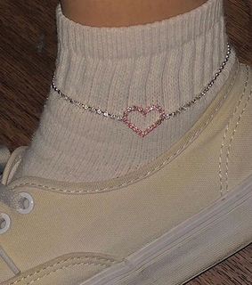 soft, heart shaped and vans
