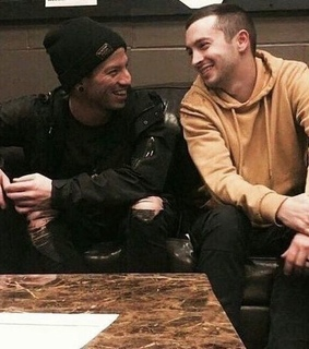 josh dun, tyler joseph and twenty one pilots