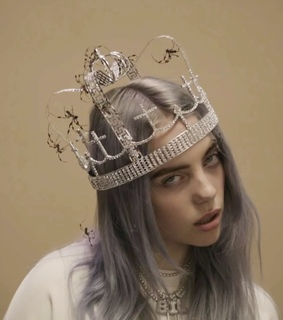 song, billie eilish and crown