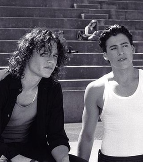 andrew keegan, heath ledger and 10 things i hate about you