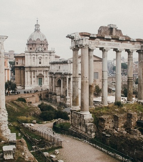 cities, architectural ruins and architecture