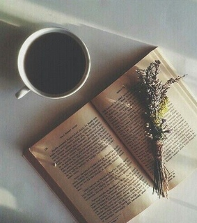 old book, love and dark