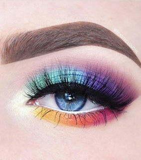 rainbow, beauty and perfection