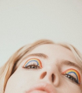 rainbow, Taylor Swift and lover