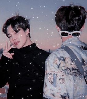 bts, hopemin and love