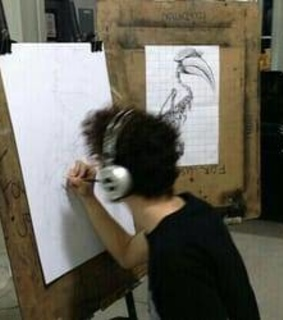 boy, aesthetic and drawing