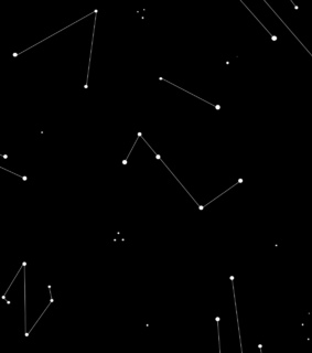 space overlay, stars and editing overlay