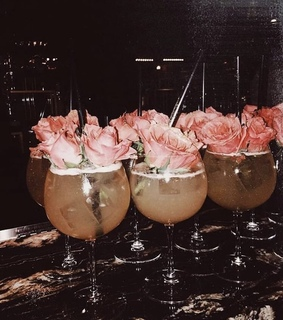 Cocktails, cute and night out