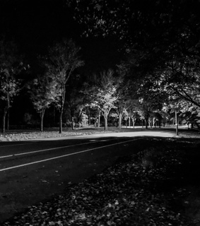 creepy, street and night photography