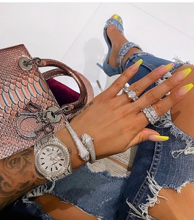 bling, cartier and watch