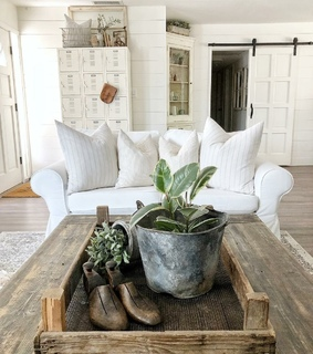 home, decor and country living