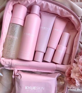 cosmetics, pink and make up