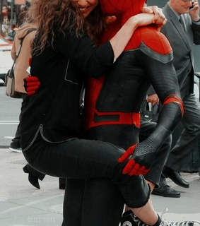 far from home, spiderman and mj
