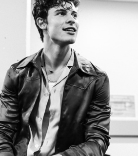 black and white, shawn mendes and imagines