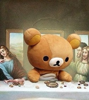cute, rilakkuma and kawaii