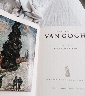 book, style and art