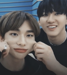 stay, changbin and stray kids