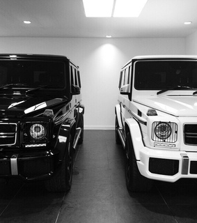 clase g wagon, lifestyle and black