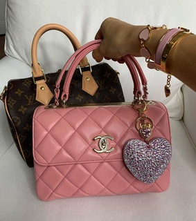 believe in yourself, bag and chanel