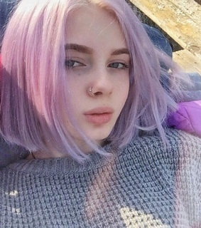 hair, pink and beautiful