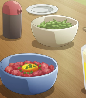 mix meisei story, 2019 and anime food