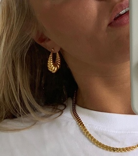 jewelry, style and gold