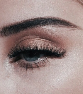 beauty, makeup and lashes