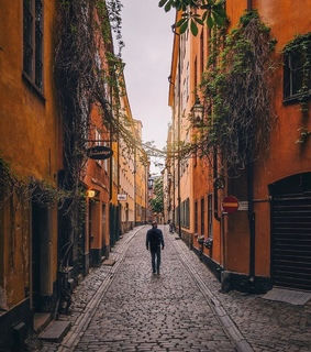 Houses, beautiful and stockholm
