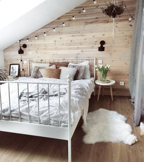 bois, Chambre and room