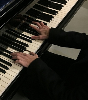indifference, piano and aesthetics