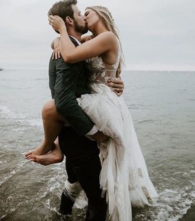 married, wedding and photography