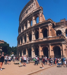 wallpaper, rome and summer