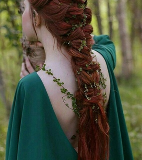 beautiful, red head and beauty