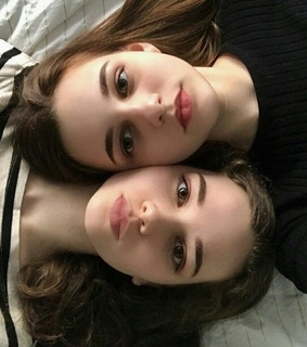 best friends, tumblr and beauty