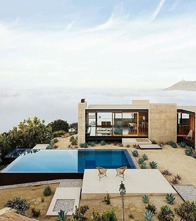 house, luxury and view