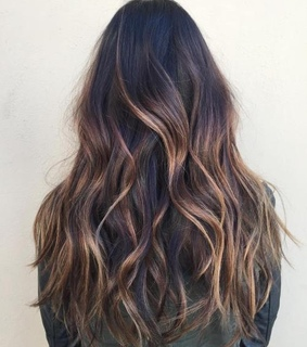 hair color, hair and ombre hair