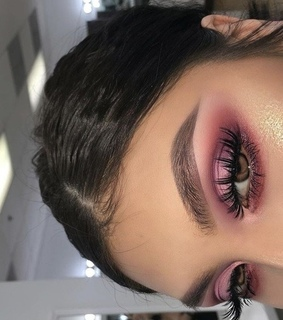 beauty, glam and makeup