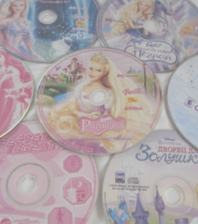 cd, soft and dvd