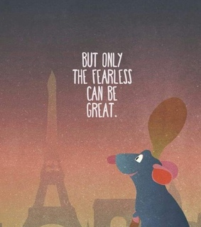 fearless, ratatouille and disney