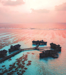 Maldives, epic and lake