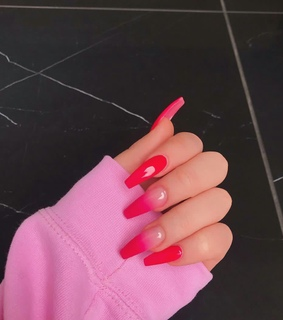 girl girly lady, nails polish and unhas