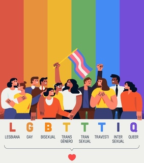 lgbtq, pictoline and stonewall 50