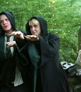 hogwarts, azkaban and slytherin pride