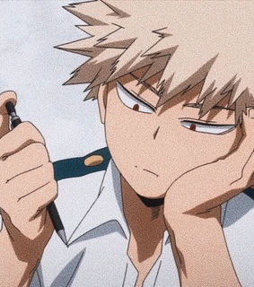 anime boy, anime and katsuki bakugo