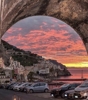travel, places and Amalfi