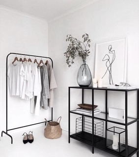rack, amazing and closet