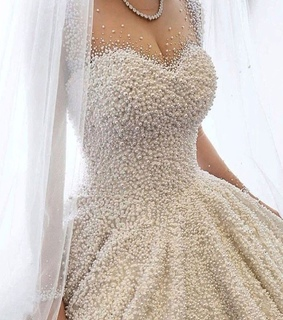 bride, Couture and weddingdress