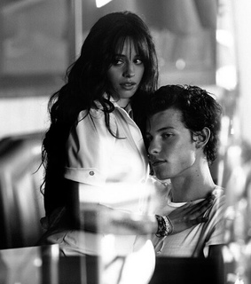 black and white, shawn mendes and boy and girl